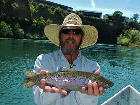 sacramento fishing