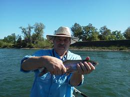 Al Bs Sacramento River Fly fishing Trip 5