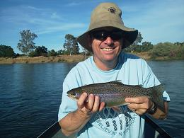 Andy M Shasta.Com nor cal flyfishing