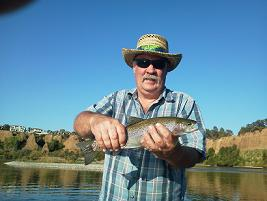 Fly Fishing Sac River Nor Cal Sundial Float Sept