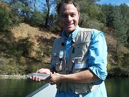 November 4 2012 flyfishing sacramento river trout