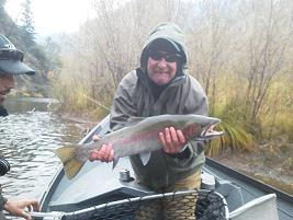 November Flyfishing Thanksgiving Week Hammon Trip 2012