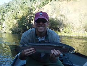 October 2012 flyfishing Trinity River California 3