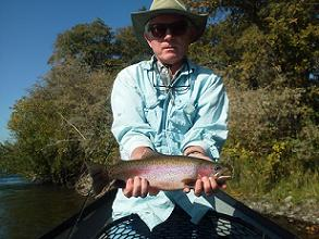 Sac River Fly fishing Sun Dial Brige Float Oct 2nd pic