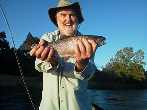 Sacramento River Fly Fishing Northern California Trout