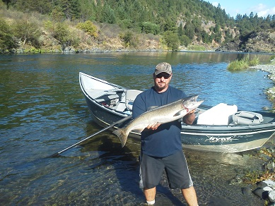 sacramento river fishing trips