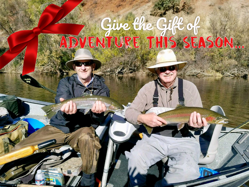 christmas fishing gift certificates